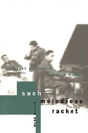 Cover of: Such melodious racket