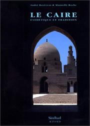 Cover of: Le Caire