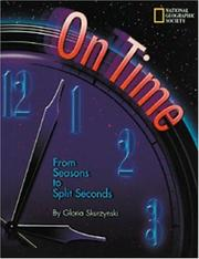 Cover of: On time: from seasons to split seconds