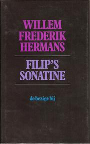 Cover of: Filip's sonatine