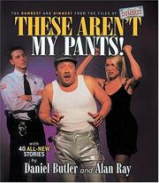 Cover of: These aren't my pants