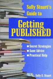 Cover of: Sally Stuart's guide to getting published