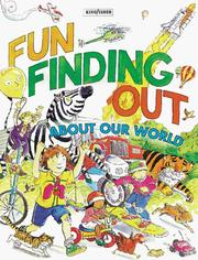Cover of: Fun finding out about our world