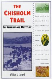 Cover of: The Chisholm Trail in American history