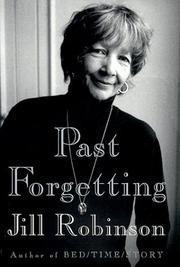 Cover of: Past forgetting