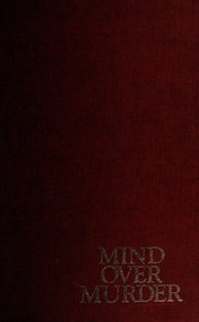 Cover of: Mind Over Murder