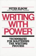 Cover of: Writing with power