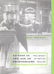 Cover of: Fiction in the age of photography