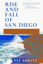 Cover of: The rise and fall of San Diego