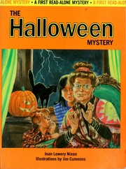 Cover of: The halloween mystery