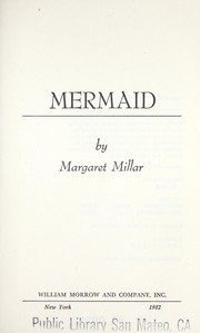 Cover of: Mermaid
