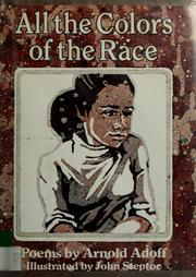 Cover of: All the colors of the race: poems