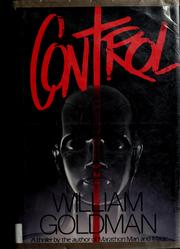 Cover of: Control