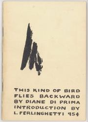 Cover of: This kind of bird flies backward
