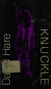 Cover of: Knuckle: a play