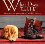 Cover of: What Dogs Teach Us...