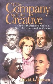 Cover of: The company of the creative