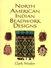 Cover of: North American Indian beadwork designs