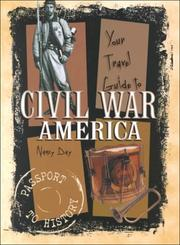 Cover of: Your travel guide to Civil War America