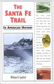 Cover of: The Santa Fe Trail in American history