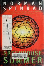 Cover of: Greenhouse summer