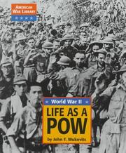 Cover of: Life as a POW