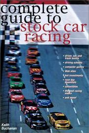 Cover of: Complete guide to stock car racing