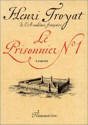 Cover of: Le prisonnier no 1