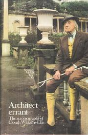 Cover of: Architect errant