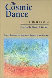 Cover of: The cosmic dance
