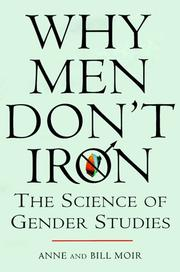 Cover of: Why men don't iron