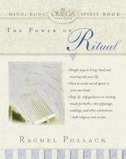 Cover of: The power of ritual