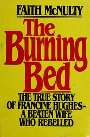 Cover of: The burning bed