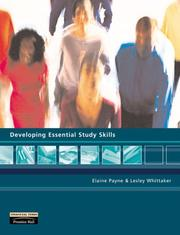 Cover of: Developing essential study skills