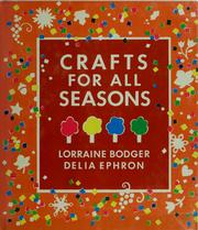 Cover of: Crafts for all seasons