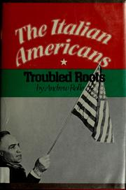 Cover of: The Italian Americans