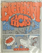 Cover of: Elephant facts