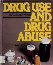 Cover of: Drug use and drug abuse
