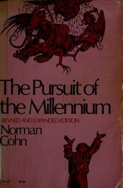 Cover of: The pursuit of the millennium