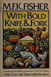 Cover of: With bold knife and fork