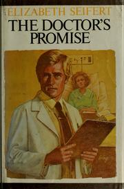 Cover of: The doctor's promise