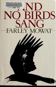 Cover of: And No Birds Sang