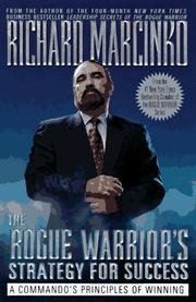 Cover of: The Rogue warrior's strategy for success: a commando's principles of winning
