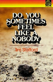 Cover of: Do you sometimes feel like a nobody?