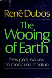 Cover of: The wooing of Earth