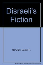 Cover of: Disraeli's fiction