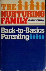 Cover of: The nurturing family