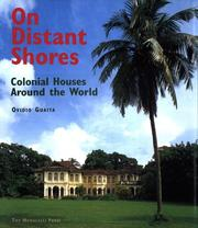 Cover of: On Distant Shores: colonial houses around the world