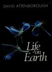 Cover of: Life on Earth: a natural history