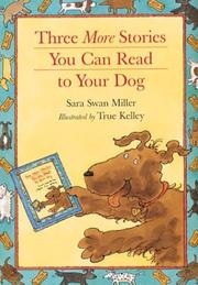Cover of: Three more stories you can read to your dog